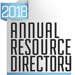 2018 Annual Resource Directory