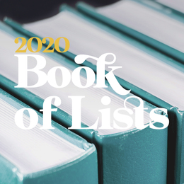 Book of Lists 2020