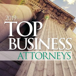2019 Top Business Attorneys