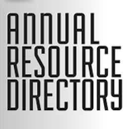 2016 Annual Resource Directory