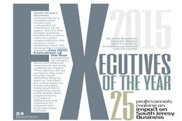 Executives of the Year 2015