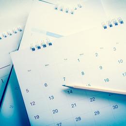 October Agenda