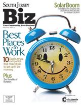 South Jersey Magazine November 2011 Issue