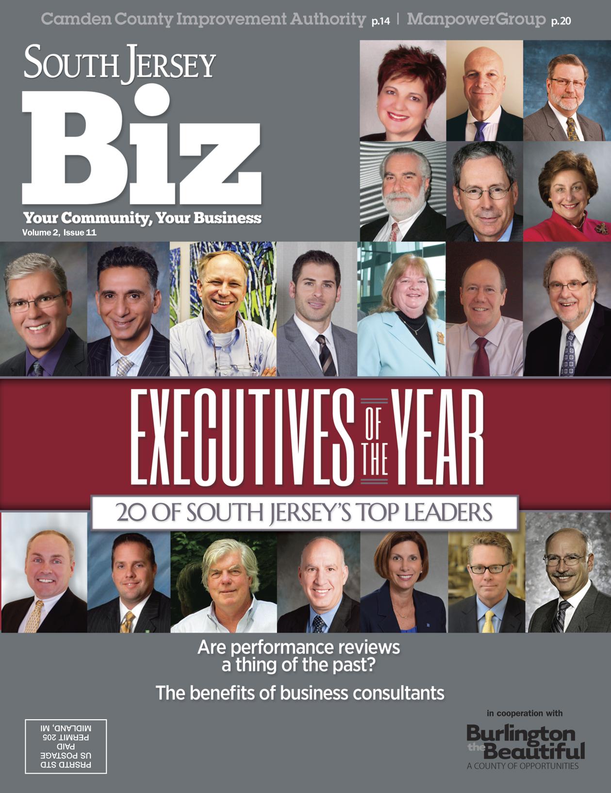 South Jersey Magazine November 2012 Issue
